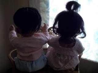 Life like Baby So Real Boy Girl Twin Baby Dolls 13