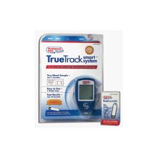 Blood Glucose True Track MonitorSystem  1kit
