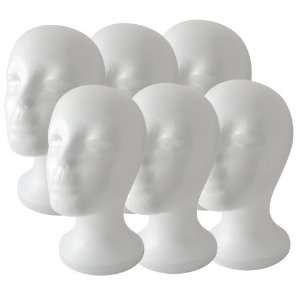 Stabili Base Design by 3rd Power   Hat Wig Foam Mannequin Beauty