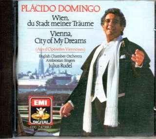 placido domingo wien du stadt meiner traume 1986 11 track cd