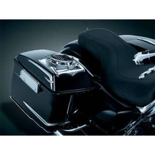 Kuryakyn 872 Saddlebag Lid Speaker Pods For Harley Davidson Touring