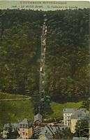 CPA Mont Dore Funiculaire du Capucin (f10062)