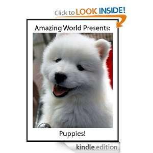 Baby Animals Puppies (Amazing World Presents Baby Animals) [Kindle