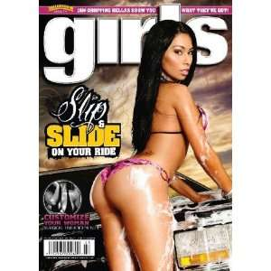 Sept/Oct 2010 Slip and Slide in Your Ride: LowRider Magazine: Books