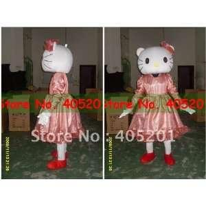 hello kitty mascot costume cartoon cat mascot costumes Toys & Games