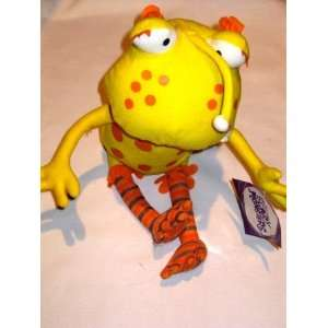 Scary Monsters Plush   Polly the Jolly Monster 17 (Large) Toys