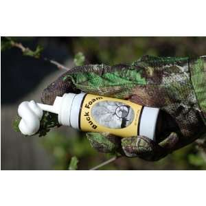 Downwind Scents BF 03 Buck Urine Buck Foam: Sports & Outdoors
