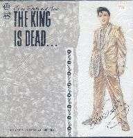 Elvis Presley The King Is Dead On Air Tributes LP M SEALED UK Magnum