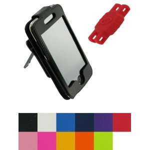 Leather Belt Clip Case for Generation 2 iPod Touch 2 8gb