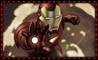 Ironman Iron man 2 Tony sparks figure costume helmet