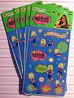 DISNEY LIZZIE McGUIRE 10 SHEETS STICKERS   ONLY ONES SALE