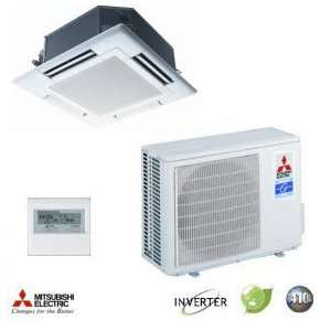 Ceiling Recessed Ductless Mini Split AC Cooling