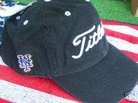 NEW Titleist NY New York Mets MLB Baseball Cap Hat