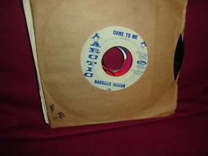 Barbara Mason Come To Me / Sad Sad Girl Vinyl 45