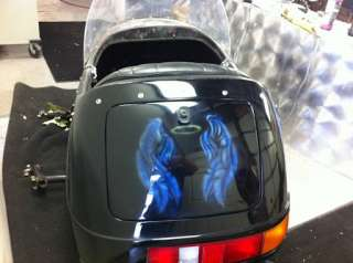 Custom paint for your Harley Davidson Motorcycle