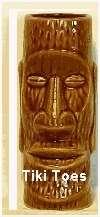 dozen 12 Easter Island Tiki GOD Mug Mugs MOAI Hut Bar