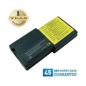 Premium Replacement Battery for IBM ThinkPad R30, R31 [Li ion, 6 cell