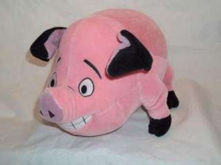 Disney Home On The Range Movie Ollie Pink Pig Plush