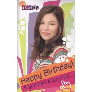 Sound I Carly Happy Birthday If You Had a Fan Club.. Health
