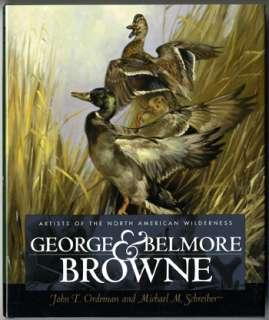 George & Belmore Browne Wildlife Art, Game birds Alaska