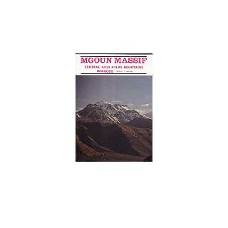 High Atlas Mountains Morocco   Map and Guide (9780906227718) Books
