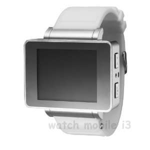 i3 1.8 inch touch screen Cell Mobile Watch Phone MP4 FM