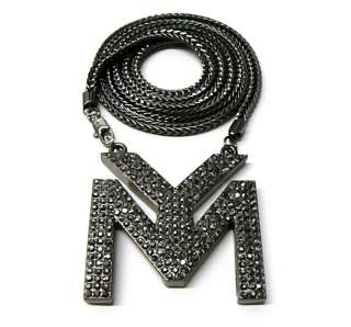 LILWAYNE DRAKE NICKI Young Money Chain Pendant New