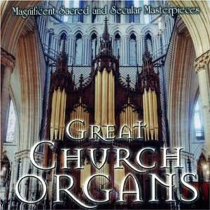 Great Church Organs: Various Artists: Music