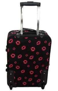 Piece Luggage Set Travel Bag Rolling Wheel Betty Boop