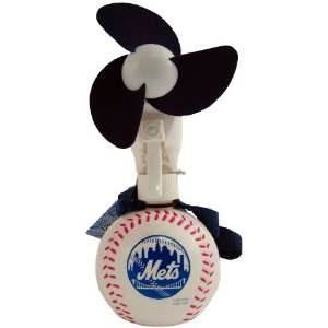 New York Mets Misting Fan Sports & Outdoors