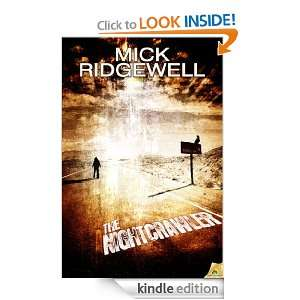 The Nightcrawler: Mick Ridgewell:  Kindle Store