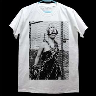 Telephone LADY GAGA Stop Calling Me Pop T shirt Size XL