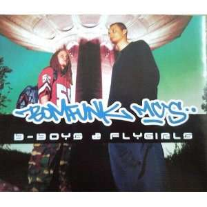 B boys & flygirls [Single CD] Bomfunk Mcs Music