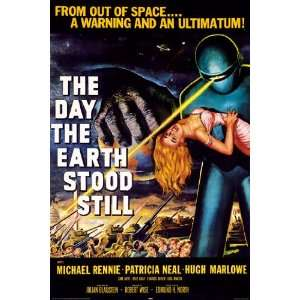 Movies Posters The Day The Earth   Stood Still   23.8x35