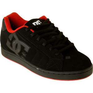 DC NET Mens Skate Shoes (NEW   ) Block Rob Dyrdek BLACK