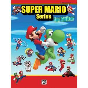 Super Mario Series for Guitar: Guitar Tab (9780739082805