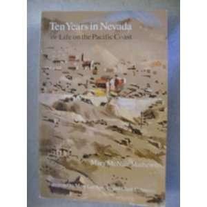 Book) (9780803281240) Mary McNair Mathews, Clark C. Spence, Mary Lee