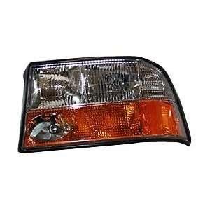 TYC 20 5422 00 GMC/Oldsmobile Driver Side Headlight