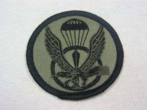 KOREA ARMY SPECIAL FORCE(SWC) PATCH