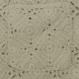 Sutton Studio Women Linen Blend Crochet Cardigan Blazer