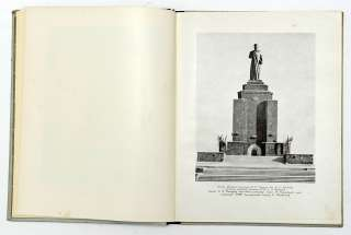 1951 Russia Stalin Era Architecture of Armenia Album