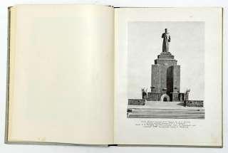 1951 Russia Stalin Era Architecture of Armenia Album