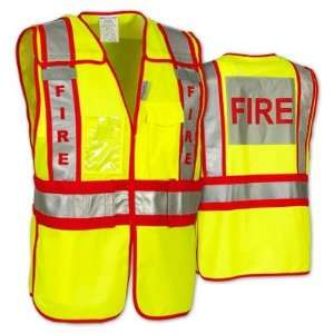 Occunomix   Fire Public Safety Vest   Medium/Large: Home