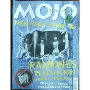 Mojo Magazine Issue 87 (February, 2001) (Ramones cover