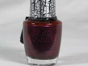 OPI Nail Polish SUPER BASS SHATTER N18 Nicki Minaj