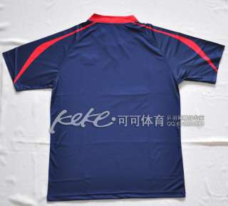 2012 Butterfly Mans Badminton /table tennis shirt 45789