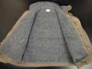 Vtg US Navy N 1 Deck Jacket Size XXL USN Sherpa Lined Coat Winter Cold