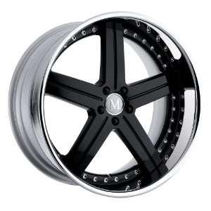20x8.5 Mandrus Stuttgart (Gloss Black) Wheels/Rims 5x112