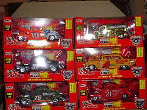 CARS RACING CHAMPIONS STOCK RODS SEE PICTURE&DESCRIPT.