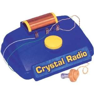 Elenco MX 901C CRYSTAL RADIO KIT Everything Else